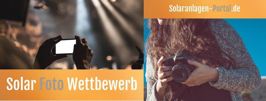 Pressefoto Solar-Foto-Wettbewerb von Solaranlagen-Portal.de