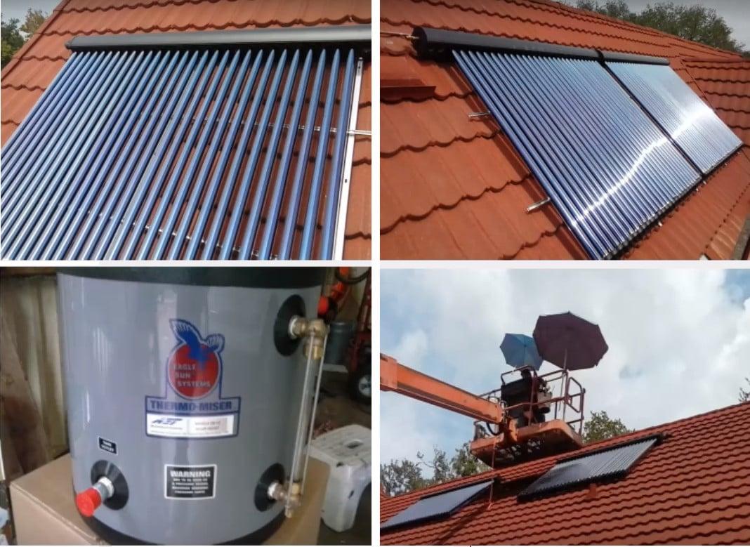 Solarthermie als Solaranlage